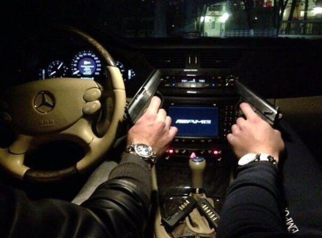 When Dj Spin Purple Lamborghini The Devil Mafia Baby Driver