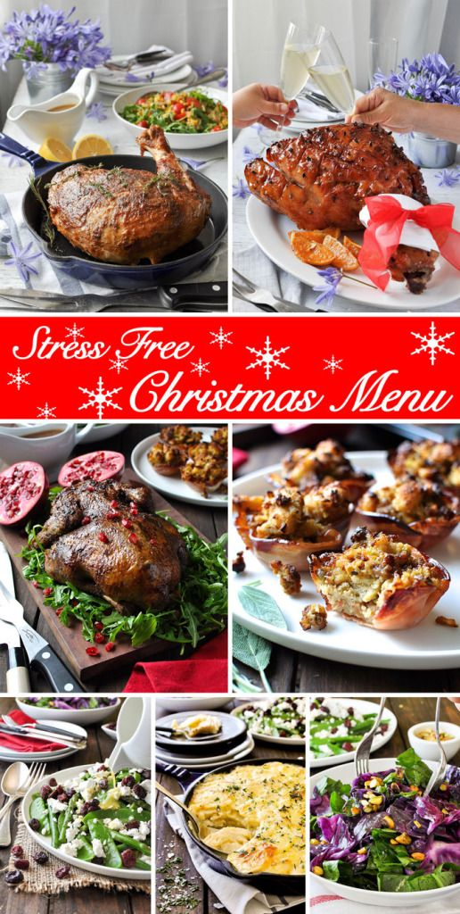 christmas special stress free 7 course christmas feast christmas meals healthy christmas recipes