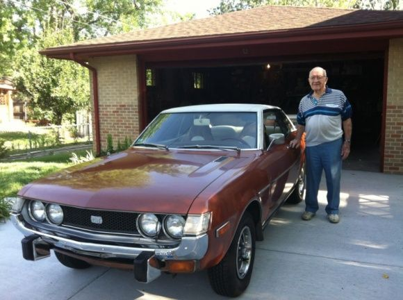 Original Owner and Paint: 1974 Toyota Celica GT | Vintage auto