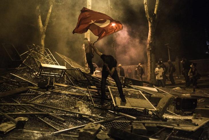 Instanbul, Turkey. © Daniel Etter
