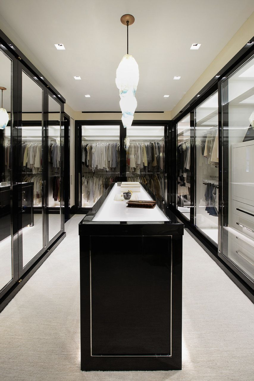 Best Dressing Room Design: These Over-the-top Closets As Well As Clothing Rooms Are
