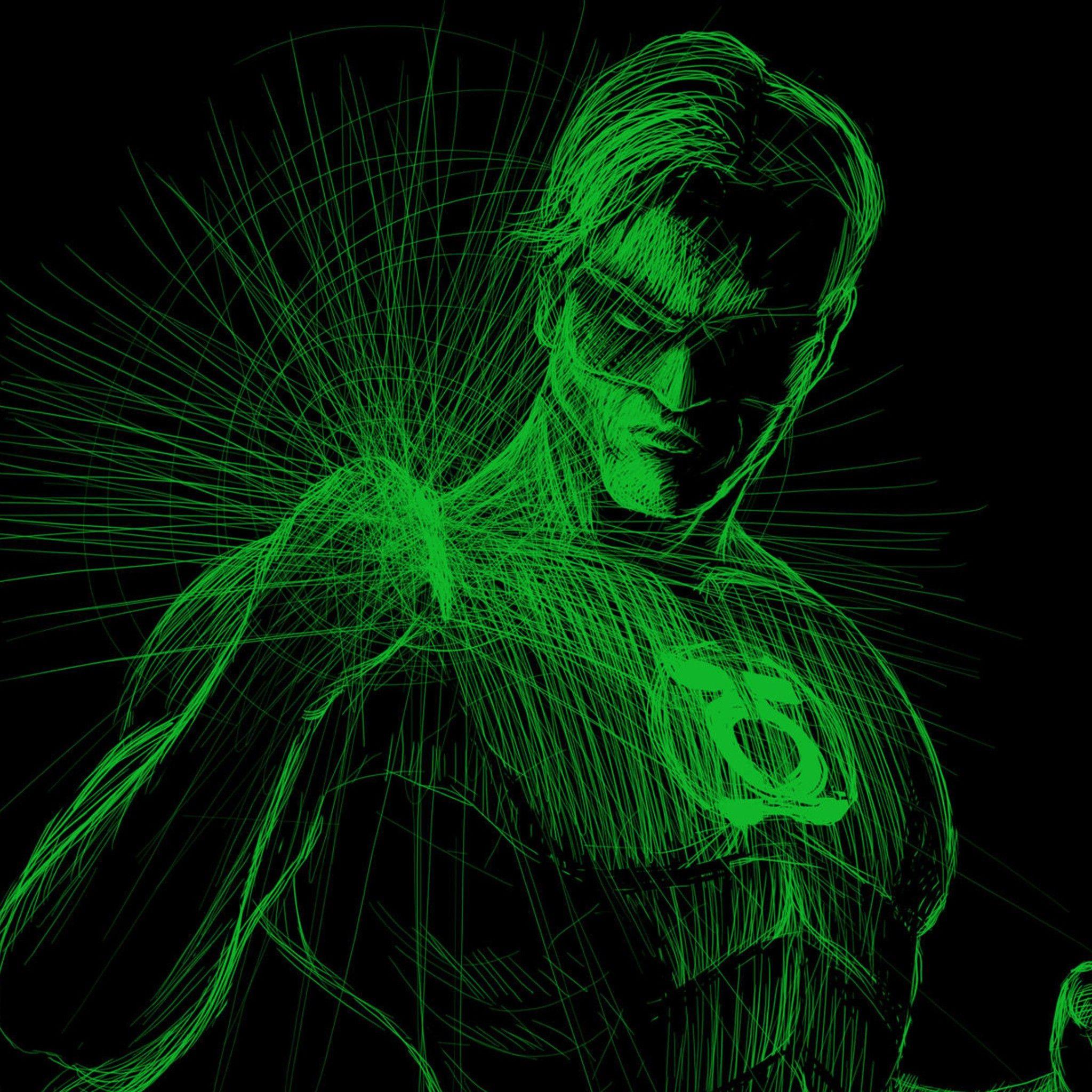 Beautiful Green Ipad Wallpaper Green lantern wallpaper