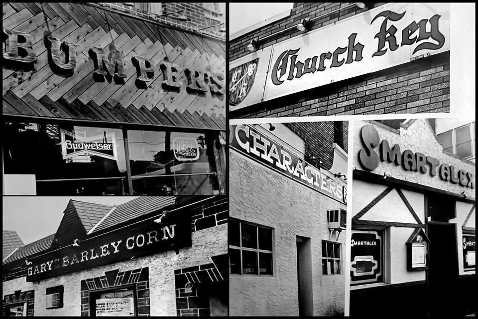 The Infamous New Rochelle Bar Strip From Late 1970s Early 1980s New Rochelle New York New York Bar New Rochelle