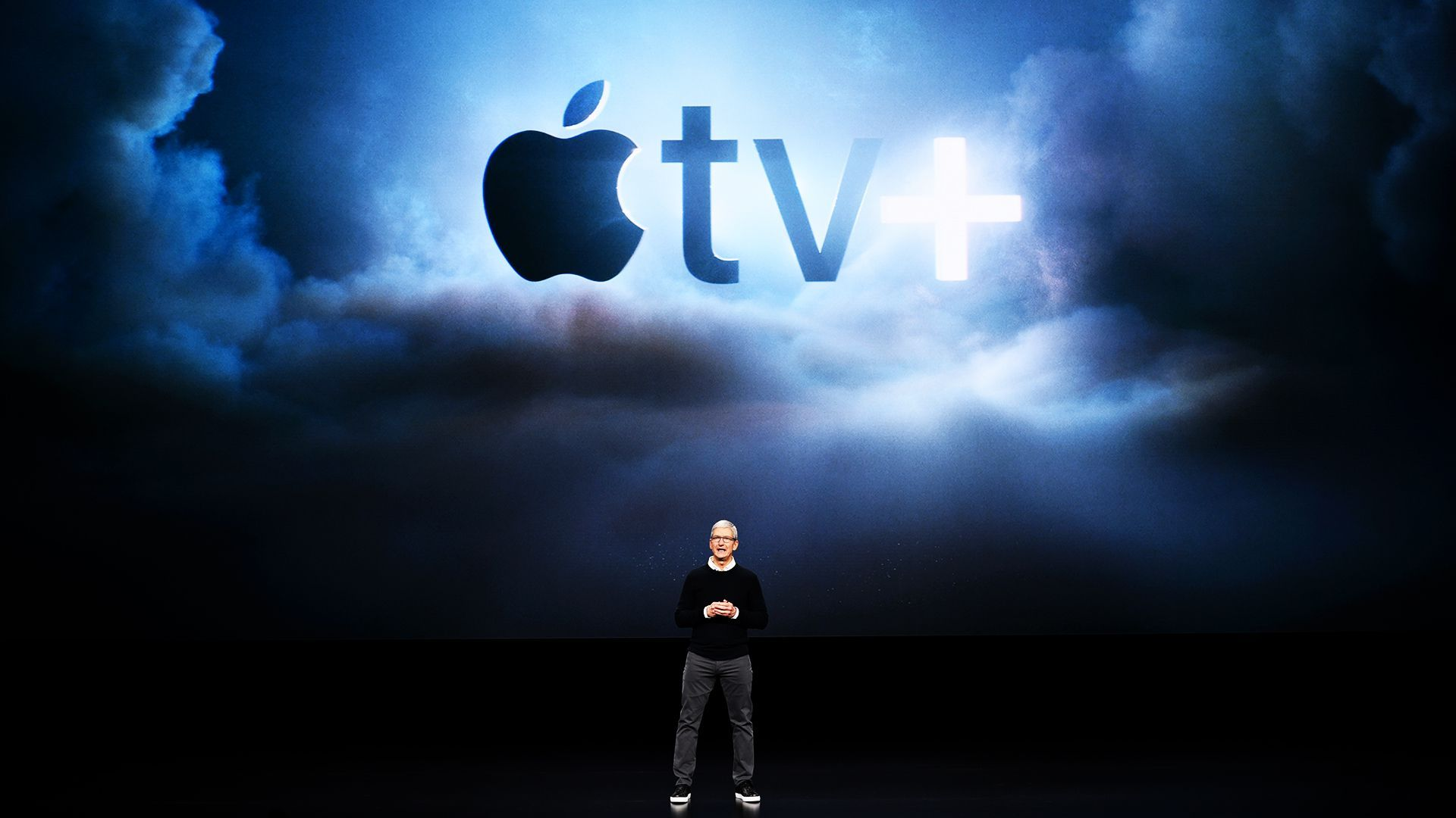 Apple TV isn't taking a shot at Netflix just yet it's
