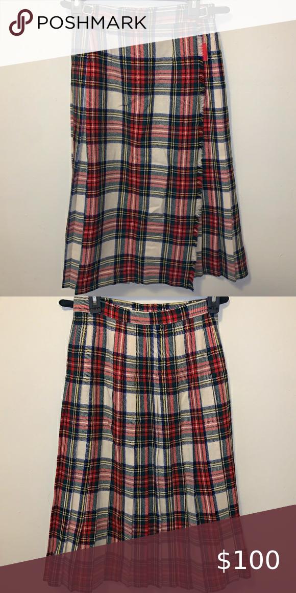 Scottish Quilt In 2020 Quilted Skirt Women Skirts Midi Womens Skirt