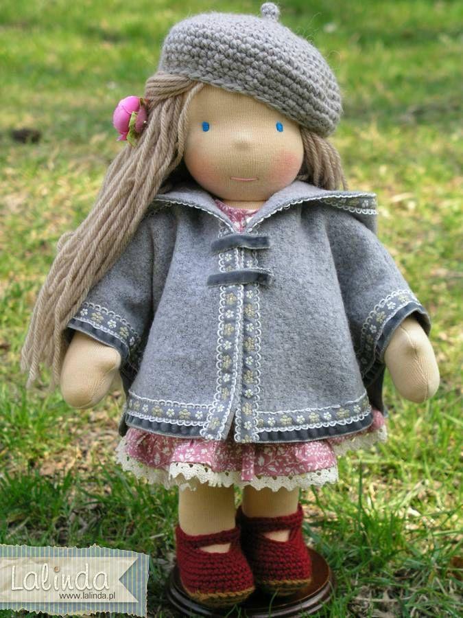 Bildergebnis für waldorf doll free patterns | Knitted ...
