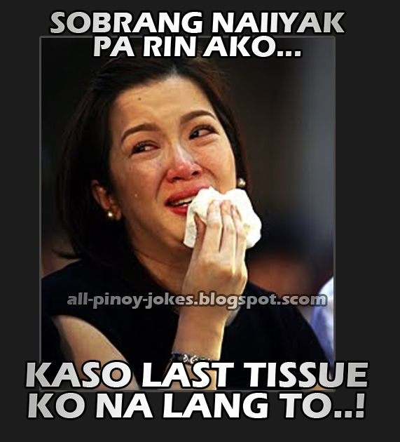 Kris Aquino Crying Meme With Images Memes Pinoy Crying Meme