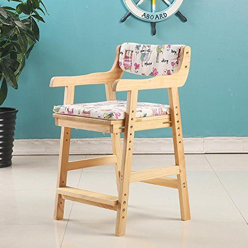 Brilliant Simple And Modern Childrens Chair Armchair Desk Chair Solid Cjindustries Chair Design For Home Cjindustriesco