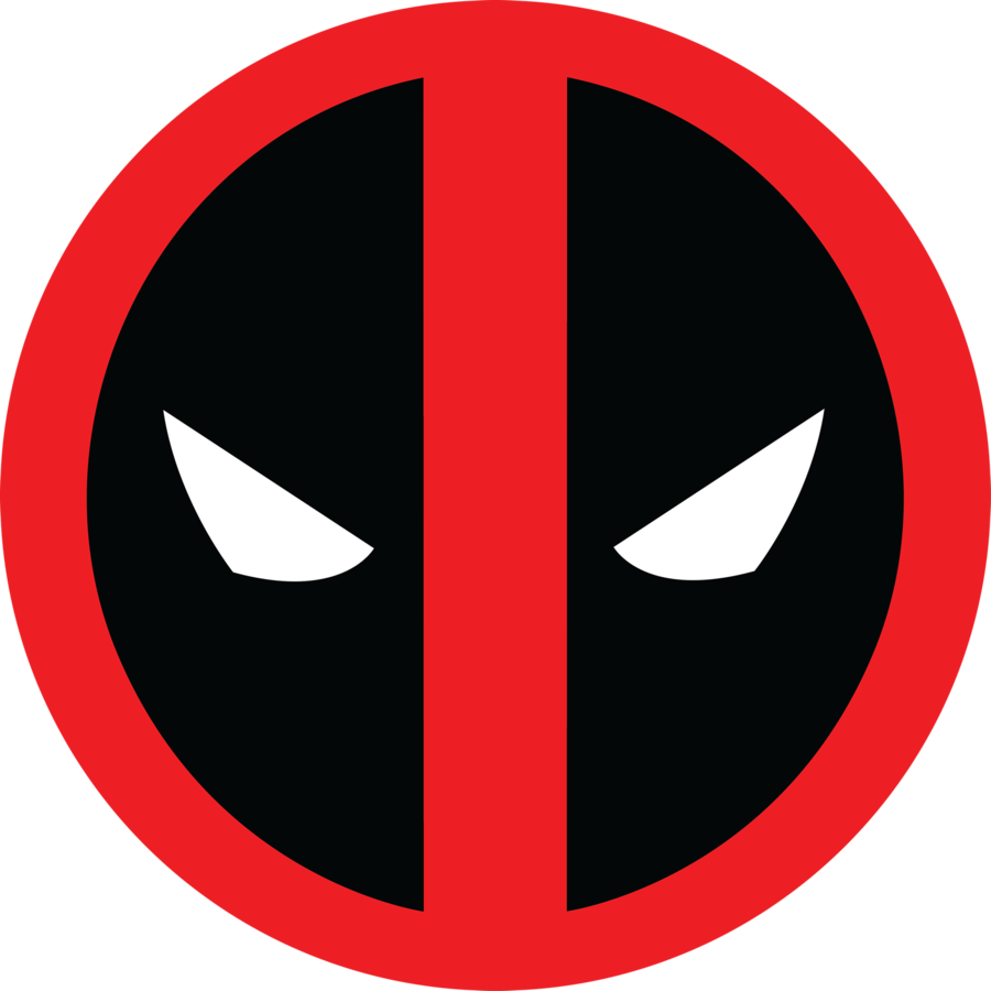 Deadpool Symbol Deadpool Logo Deadpool Symbol Deadpool Artwork
