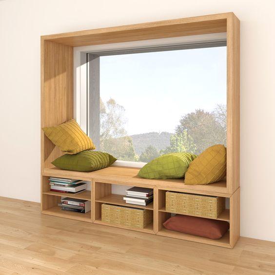 Dachgeschoss Schlafzimmer Design Und Das Beste Von: Haus Ideen Gestaltung Fensternische
