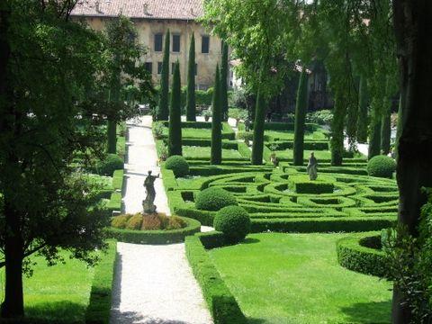 Giardino giusti verona verona inserita il may jardim