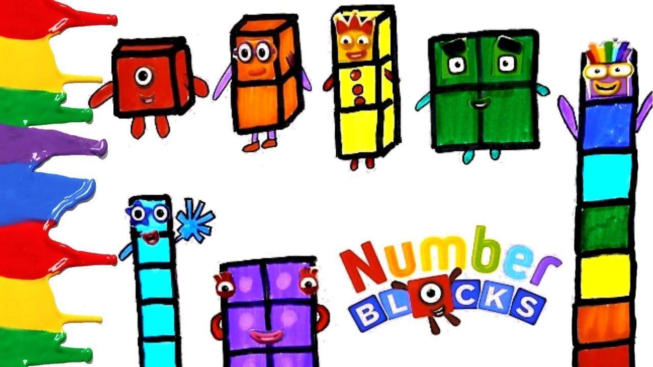 32++ Numberblock 1 information