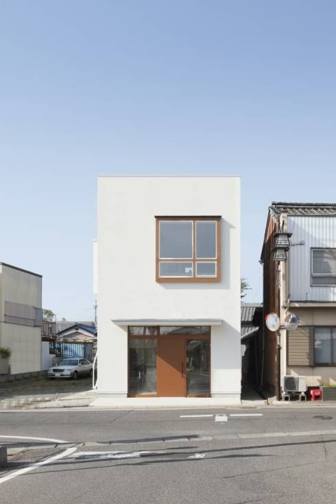 14 casas peque as que te inspirar n a dise ar la tuya for Casa minimalista 70m2