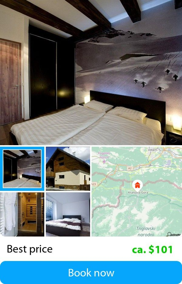 House Neza (Kranjska Gora, Slovenia) – Book this hotel at the cheapest price on sefibo.