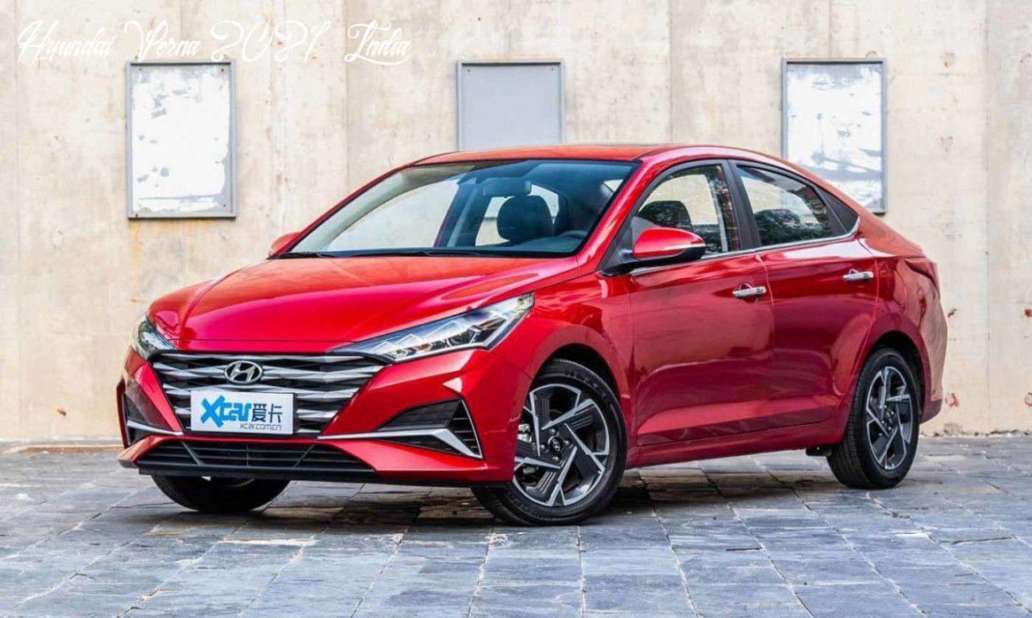 Hyundai Verna 2021 India Concept In 2020 Hyundai New Hyundai Sedan