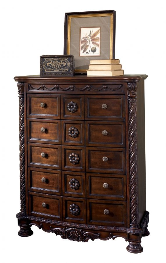 Ashley Furniture North Shore Chest With Images Ashley