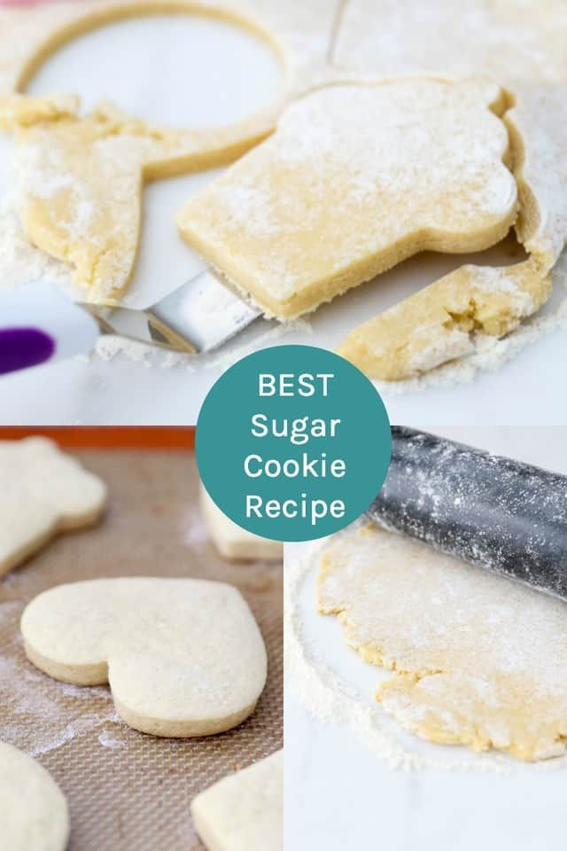 The Best Sugar Cookie Recipe - Beyond Frosting
