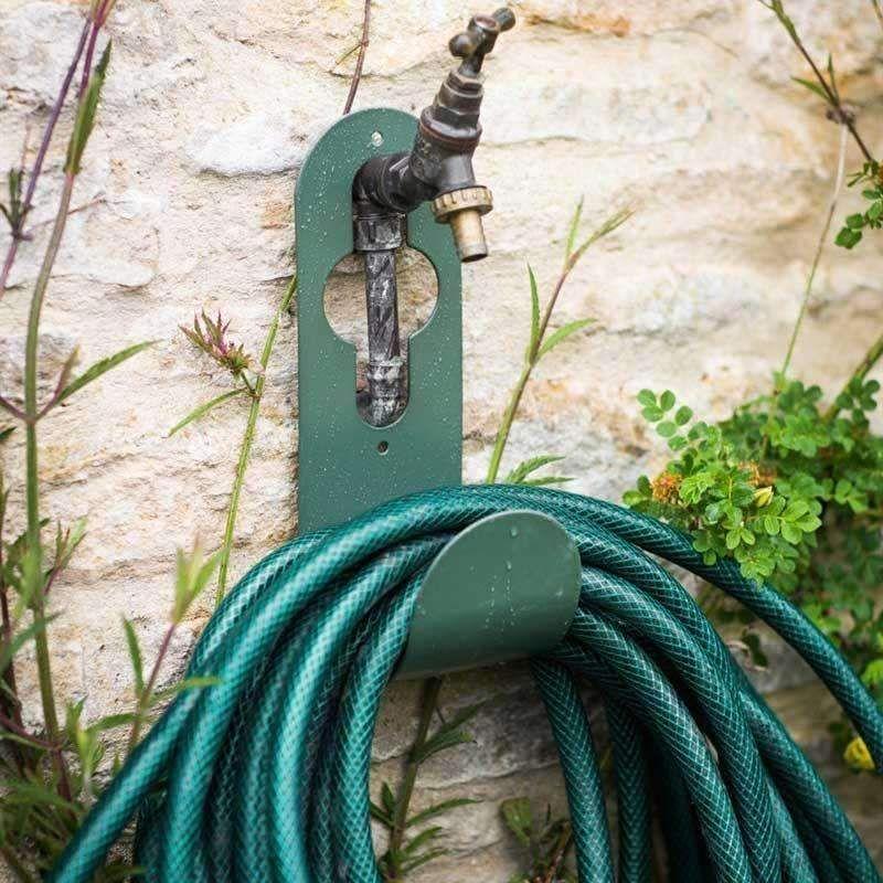Tap Garden Hose Hanger - Thyme - Duck Barn Interiors ...
