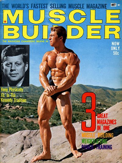 Image result for larry scott routine old muscle mags Pinterest