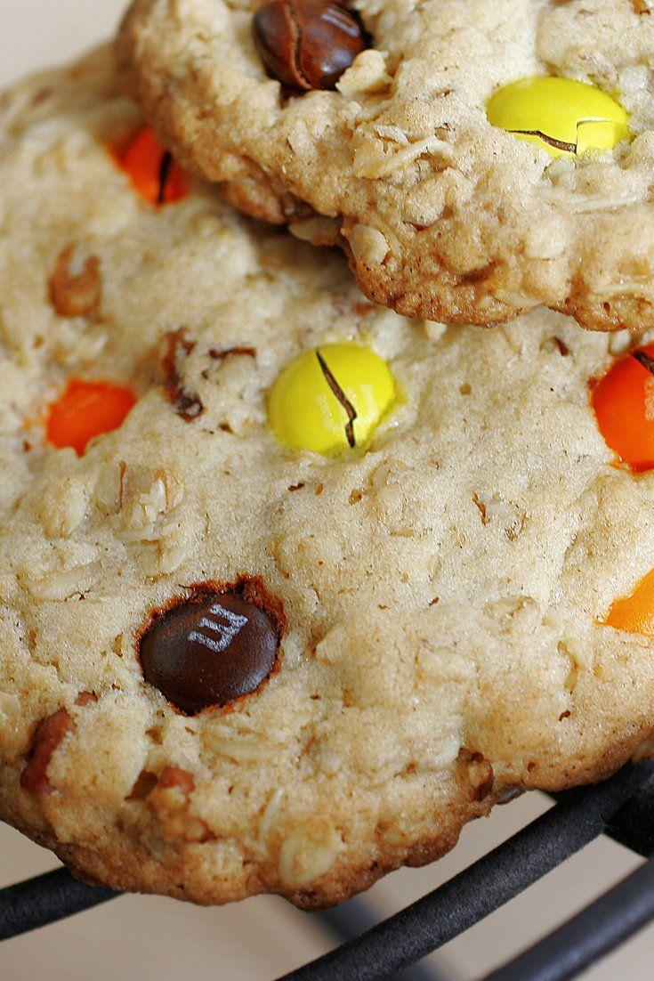 monster halloween cookies   recipe   autumnal, halloween cookie