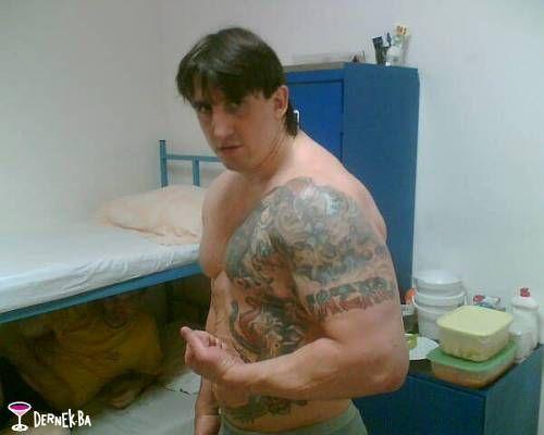 Serbian mafia tattoos