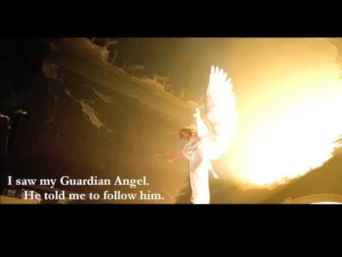 (11) St. Faustina visits Purgatory with Guardian Angel