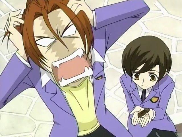 Ritsu Kasanoda &Haruhi