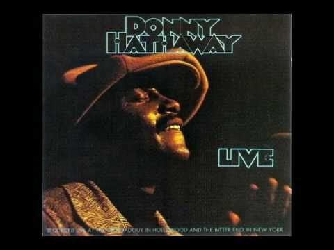 Donny Hathaway - Little Ghetto Boy.