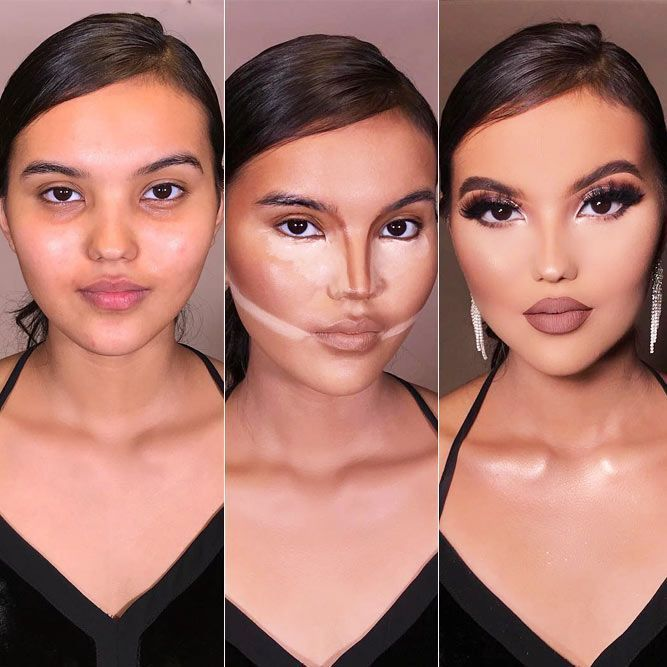 Photo of How to make makeup – step by step tips for the perfect look #mach …