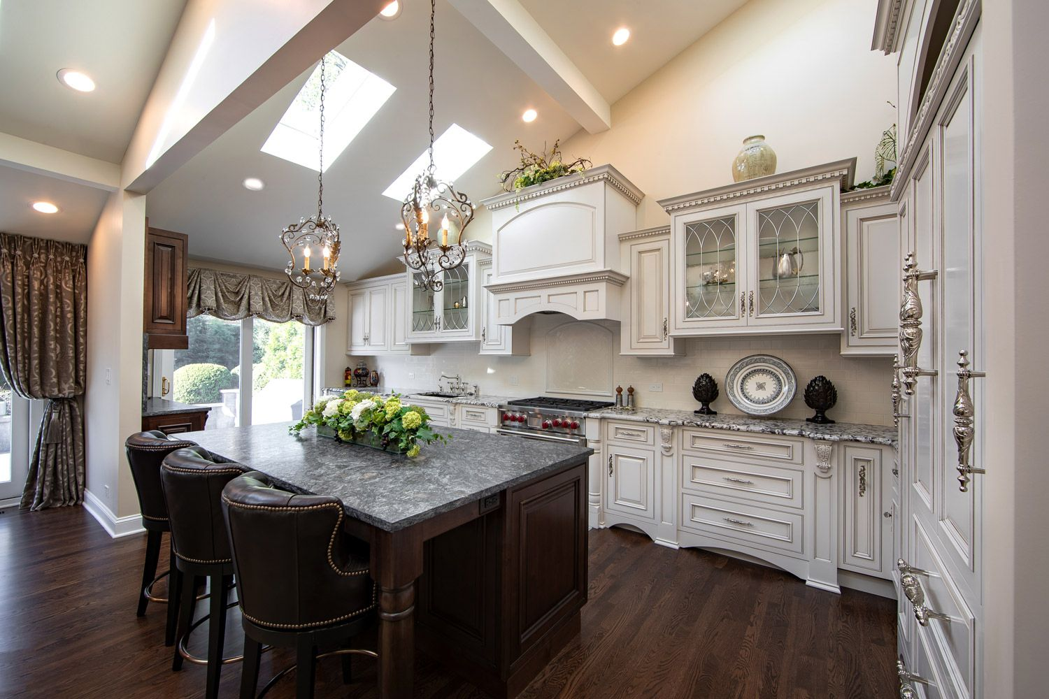 Traditional Kitchen Remodeling and Design Ideas  Traditional