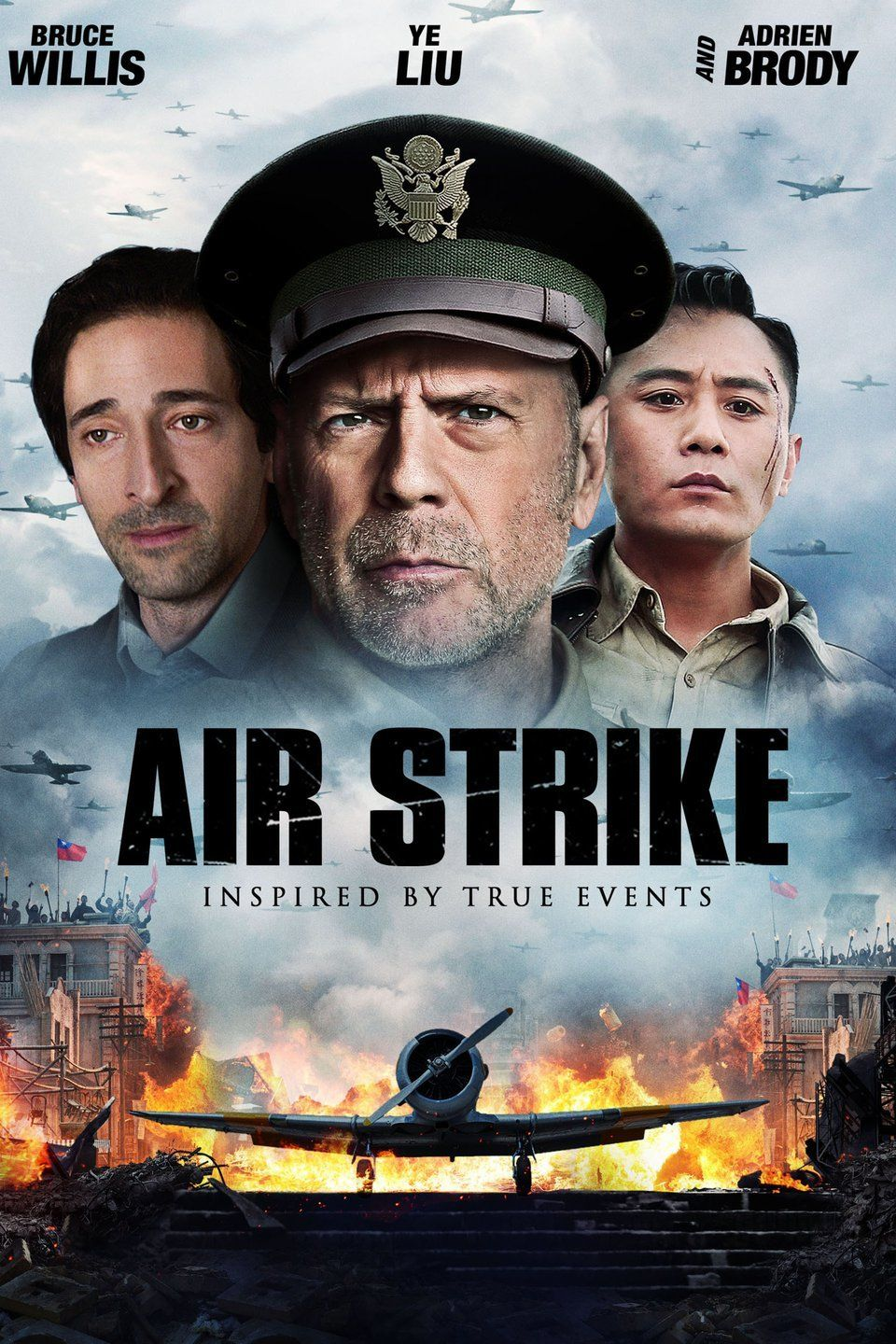 Air Strike They fought World War II | NEW 2019 in 2019 | English