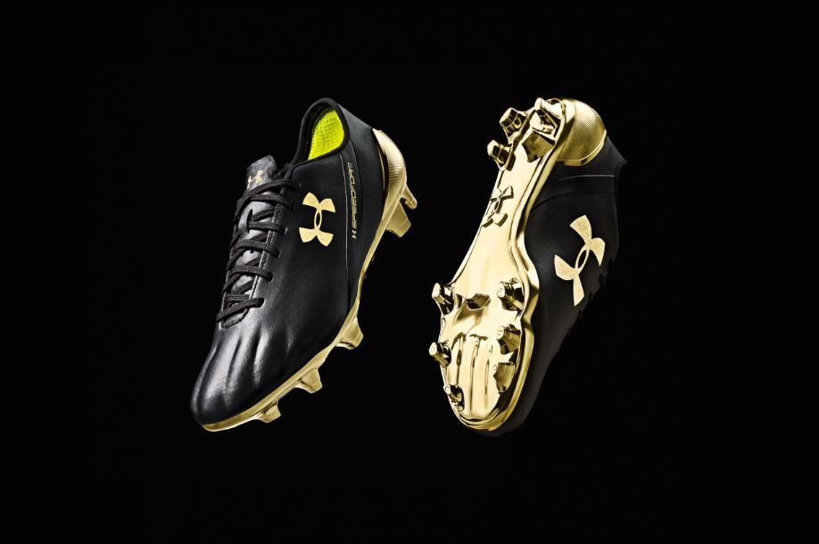 Under Armour Honors Memphis Depay With Memphismoment Cleat Boot