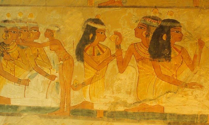 So Sahen Die Agypter Aus Das Alte Agypten Agyptische Kunst Agypten Altes Agypten