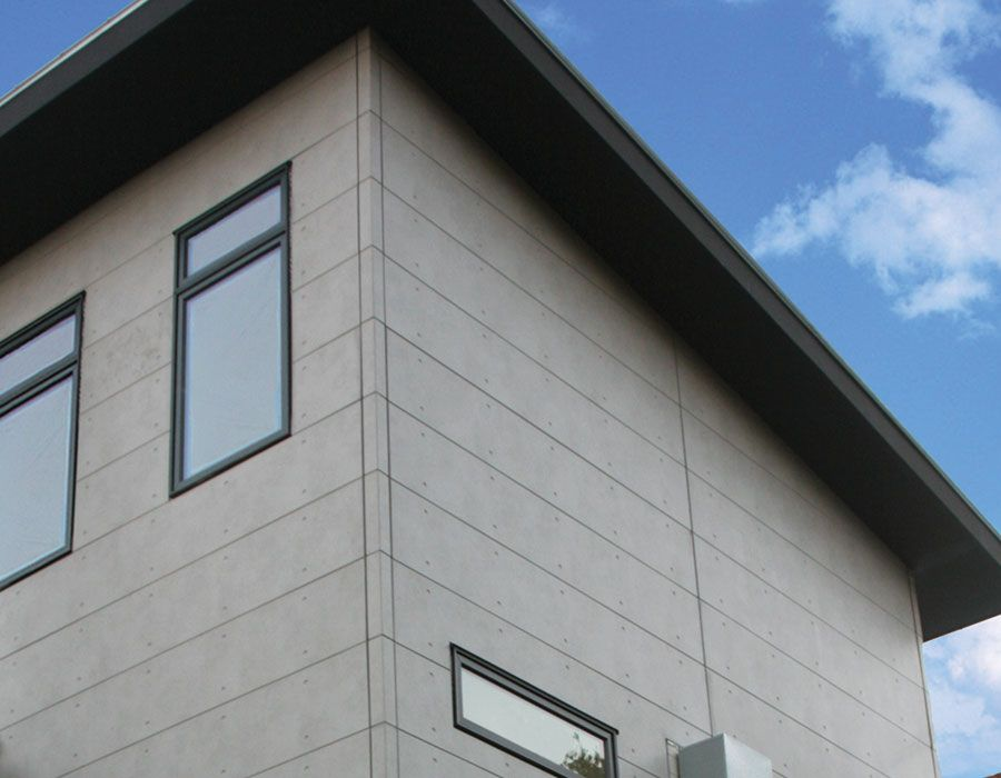 URBAN, exterior cladding