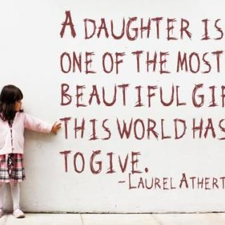 Sayings For Daughters From Mothers Daughter Relationships