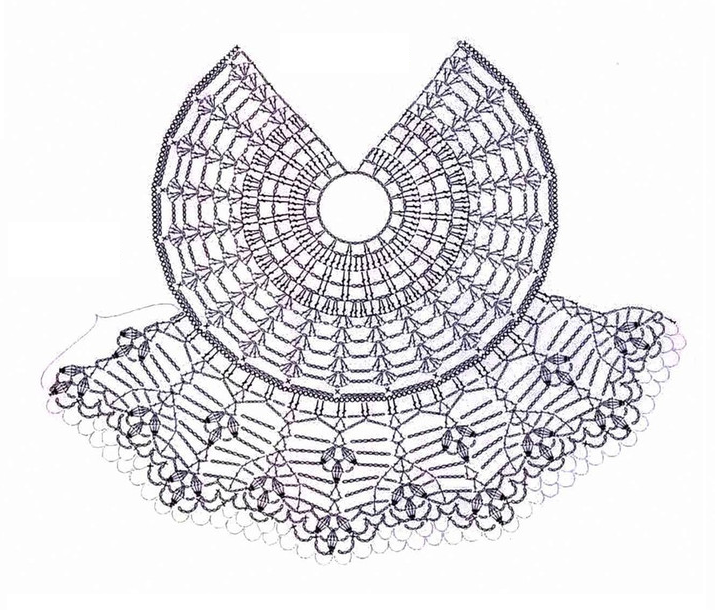 Top Circulo Tirantes de Cordon - Patrones Crochet | Buenas Ideas ...