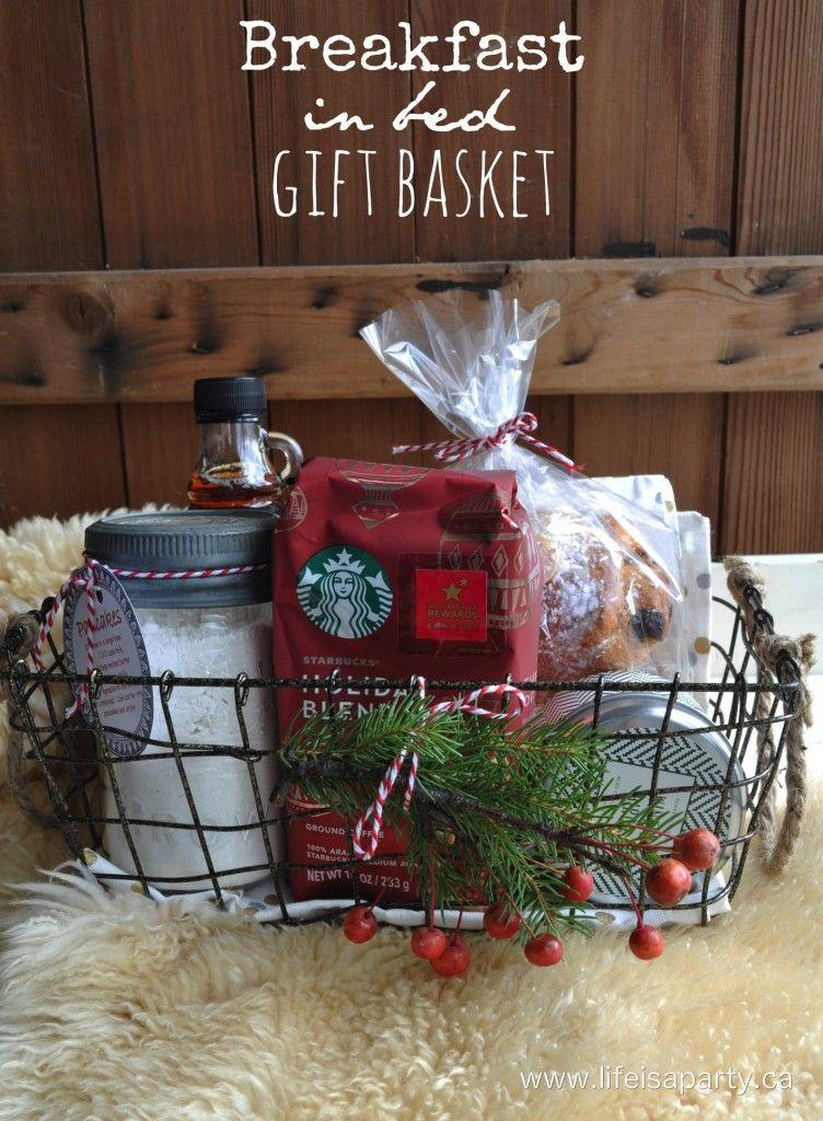Breakfast basket gift 11g gifts pinterest breakfast basket gift 11g solutioingenieria Choice Image
