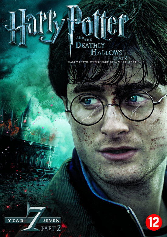 harry potter en de relieken de dood deel 2 harry