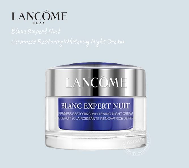 Image result for lancome blanc expert nuit cream lancome