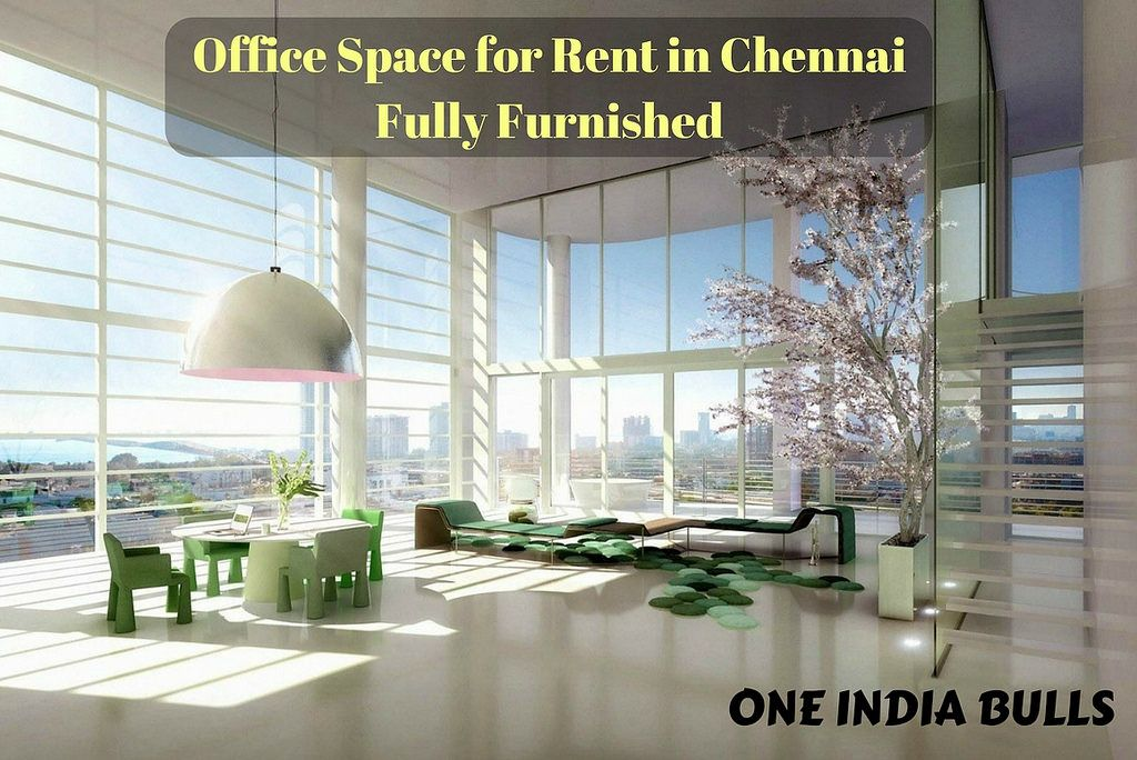 Furnished Office Space For Rent In Chennai Stunning Interior Design Office Space Decor Interior Design