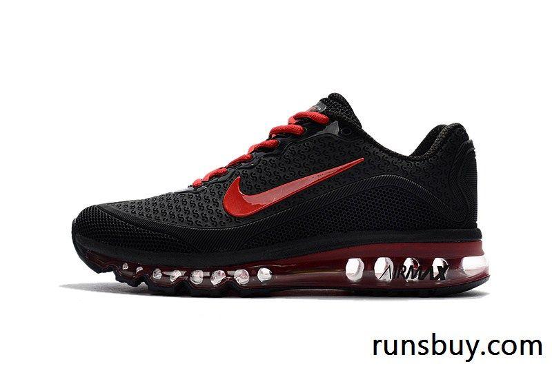 fa5a4079ad72b6 Nike Air Max 2017.8 KPU Black Red Women Men https   tmblr.co