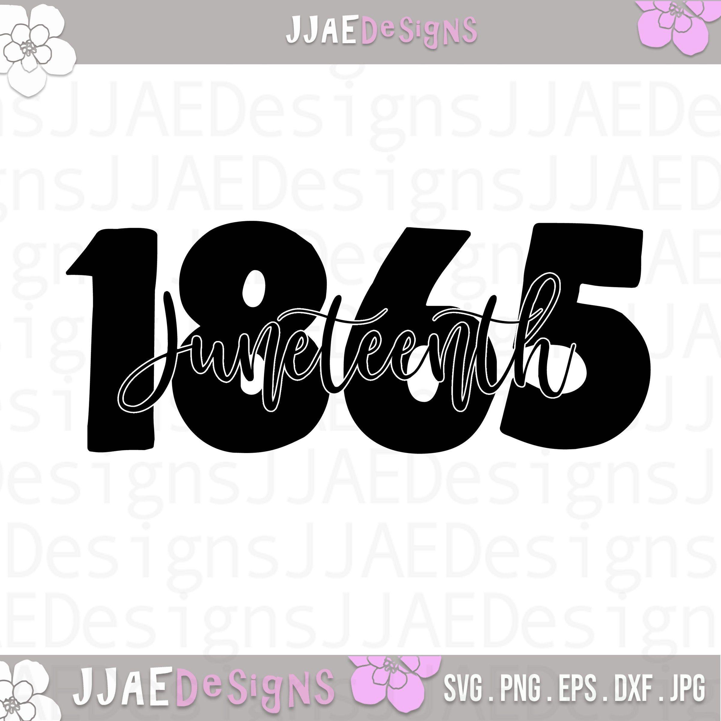 Download Juneteenth 1865 svg | juneteenth svg | black history svg ...