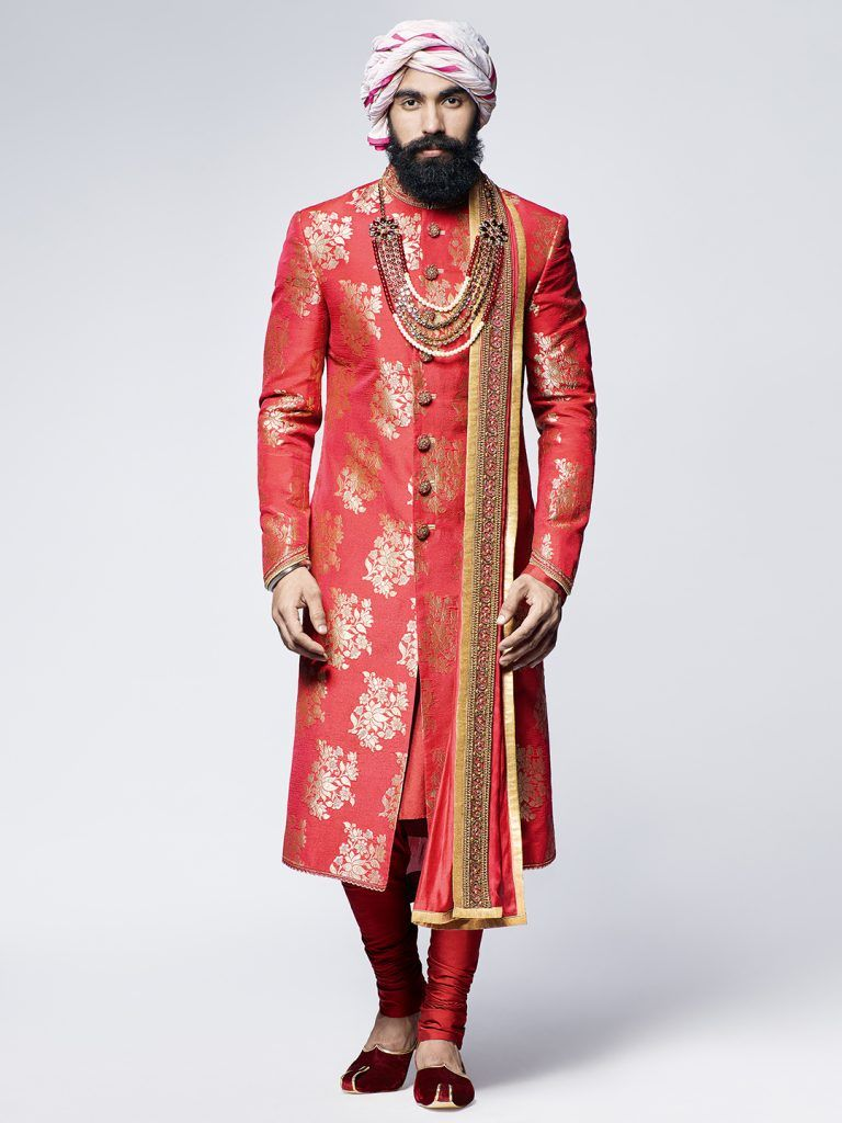 0d98bed5356 Indian weeding Groom Outfits – 2017