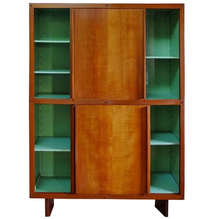 Sornay 1960s Bookshelf From A Unique Collection Of Antique And Modern Bookcases At Https Www 1stdibs Com Furnitur Vintage Bookcase Bookcase Antique Shelves