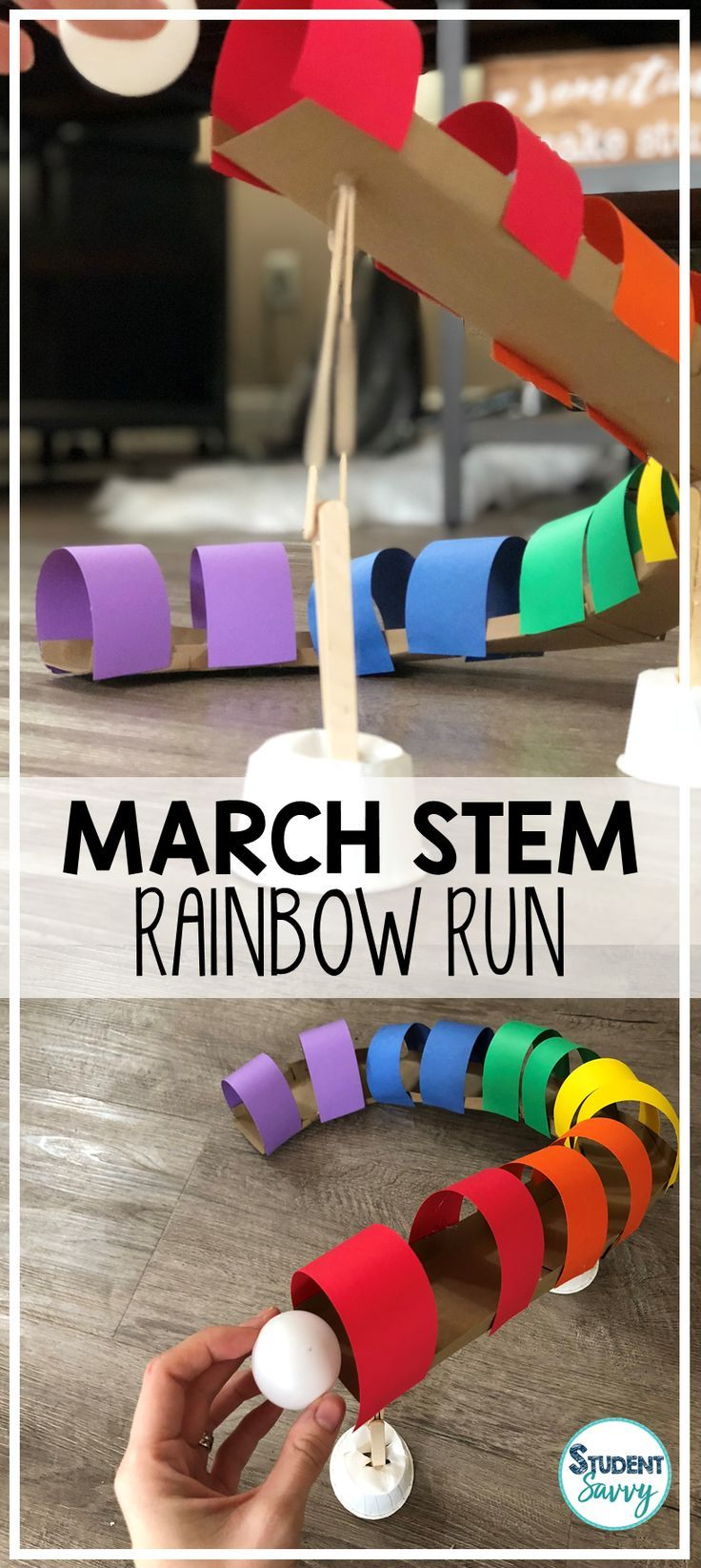 St. Patrick's Day STEM Challenges March for Simple Machines | Stem students, Stem challenges #stemactivitieselementary