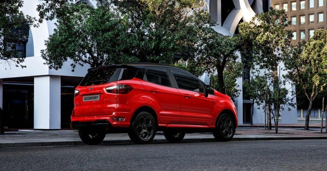 Desmarcate Nuevo Fordecosport Mas Colores Mas Diversion