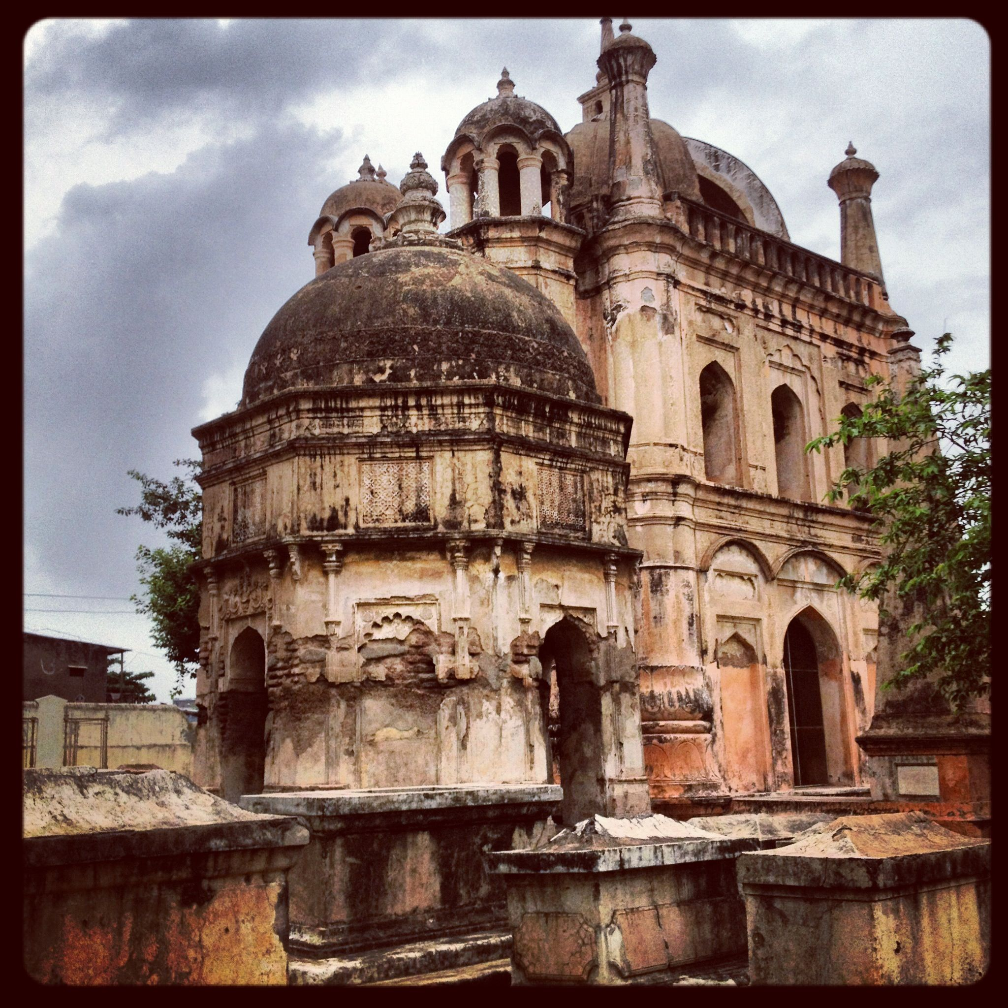 Dutch Cemetery, Surat, India   | Historical Architecture in