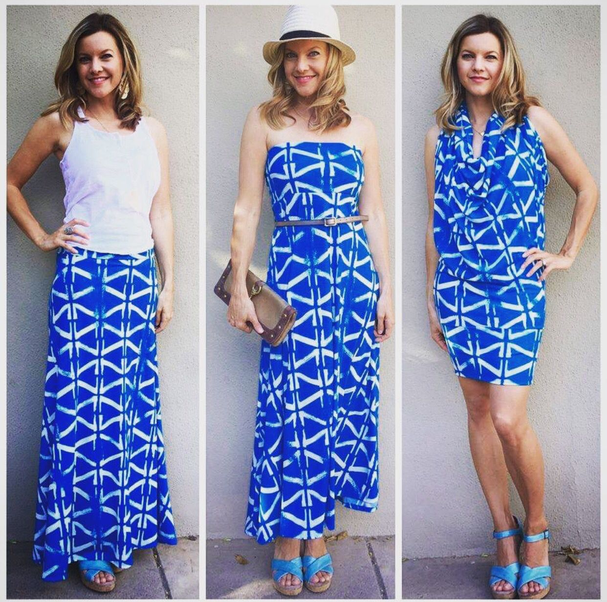 eac3b7f73dc How to wear the maxi three different ways
