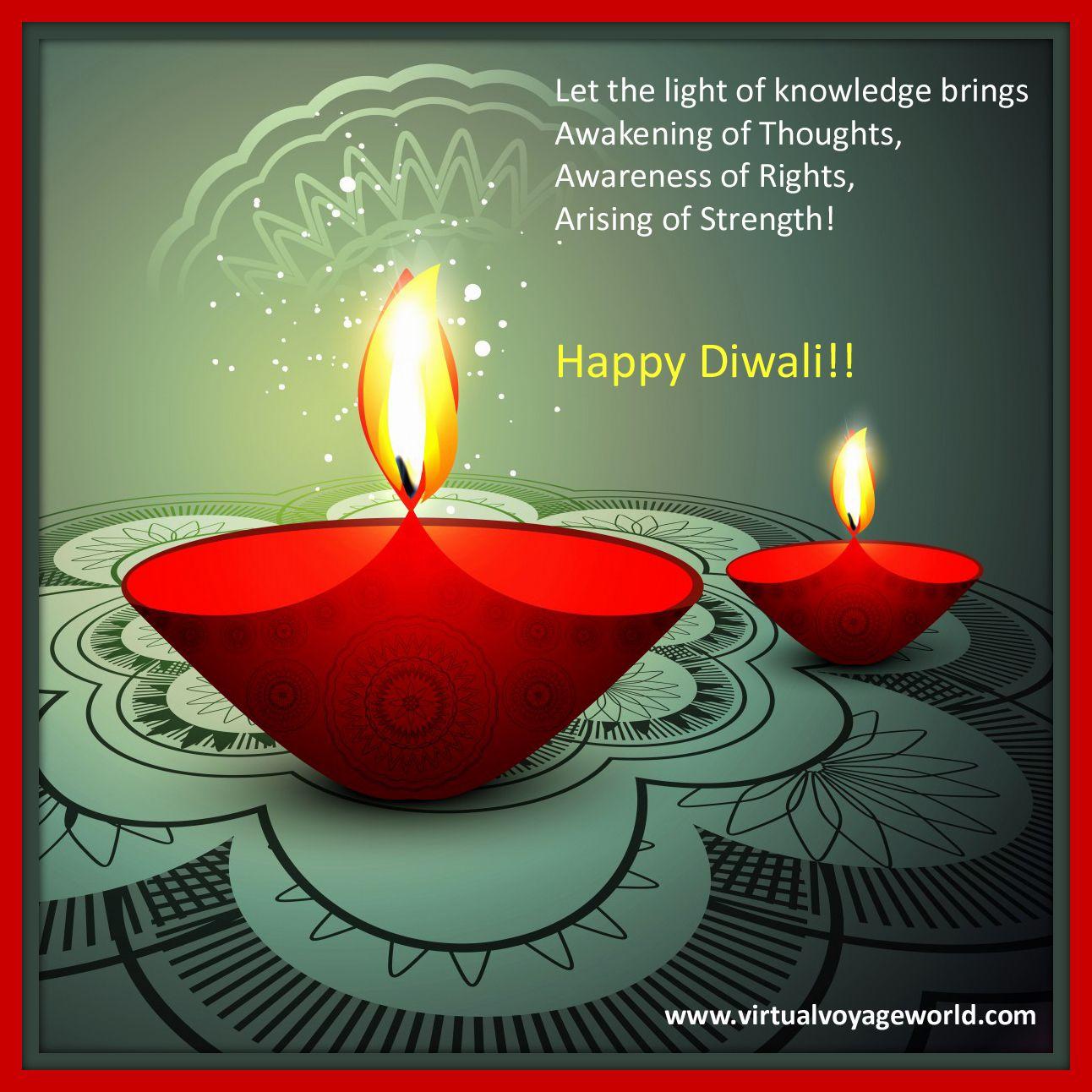 Follow your Heart to enlighten the Life! HappyDiwali