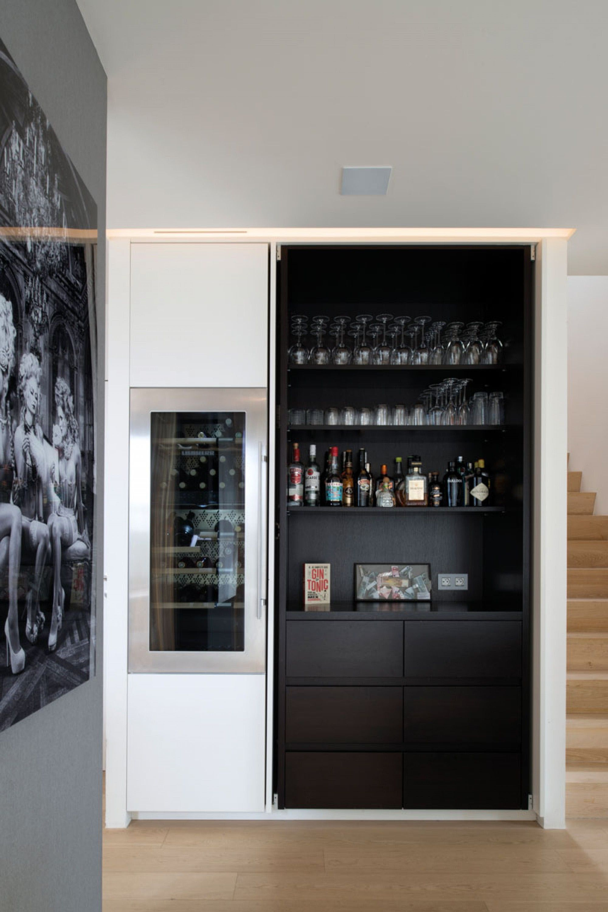 20 Chic Home Bar Suggestions That Ll Make You Intend To Entertain